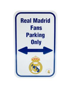 Real Madrid No Parking tabla