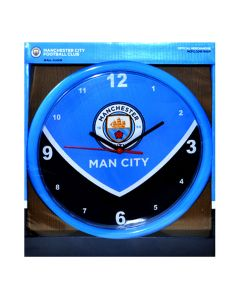 Manchester City Swoop Wanduhr