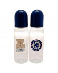 Chelsea 2x Baby Flasche