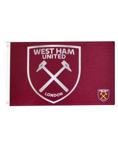 West Ham United Team React zastava 152x91