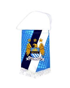 Manchester City kleine Fahne