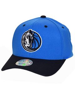 Dallas Mavericks Mitchell & Ness Flexfit 110 Low Pro Mütze