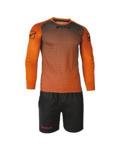 Givova KITP008-0110 vratarski nogometni komplet dres Manchester Portiere