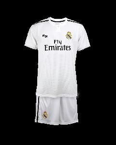 Real Madrid Home Replica Kinder Trikot