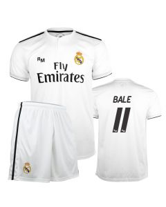 Bale 11 Real Madrid Home replika komplet otroški dres