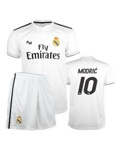 Modrić 10 Real Madrid Home replika komplet otroški dres