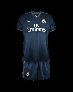 Real Madrid Away Replica Kinder Trikot