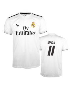 Bale 11 Real Madrid Home replika dres