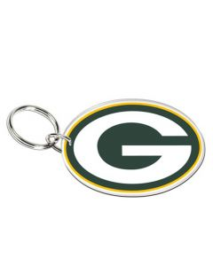 Green Bay Packers Premium Logo privjesak