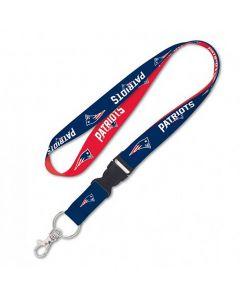 New England Patriots Schlüsselhalsband