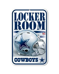 Dallas Cowboys tabla Locker Room