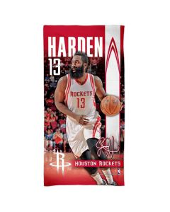 Houston Rockets peškir 76x152 James Harden