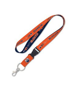 Edmonton Oilers trakica za ključeve Connor McDavid