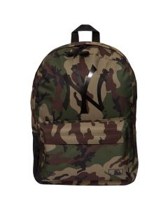 New York Yankees New Era Camo Stadium Pack Rucksack