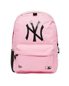 New York Yankees New Era Stadium Pack Rucksack Pink