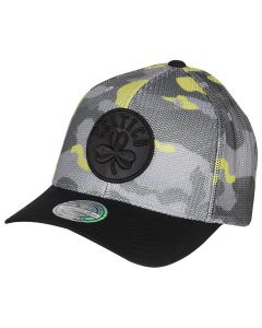 Boston Celtics Mitchell & Ness Flou Camo Flexfit 110 Mütze
