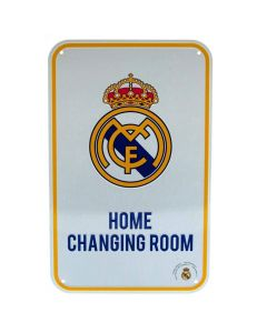 Real Madrid Home Changing Room tabla
