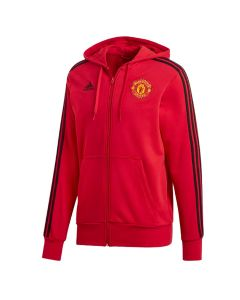 Manchester United Adidas Track jopica s kapuco