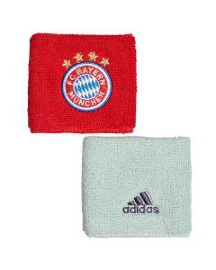 FC Bayern München Adidas Schweissband Pulswärmer
