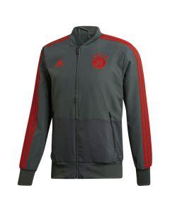 FC Bayern München Adidas Presentation Jacke