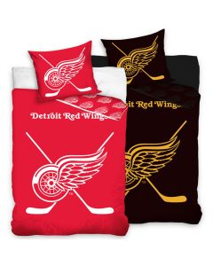 Detroit Red Wings Glow In The Dark Bettwäsche 140x200