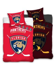 Florida Panthers Glow In The Dark posteljnina 140x200