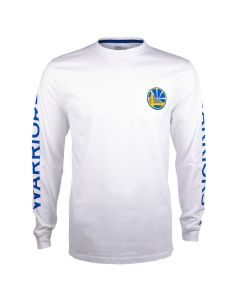 Golden State Warriors New Era Team Apparel T-Shirt langarm