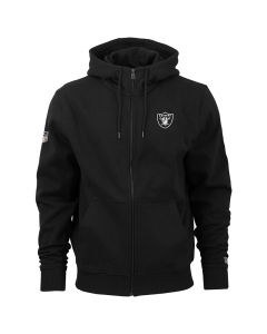 Oakland Raiders New Era Team Apparel Number Kapuzenjacke