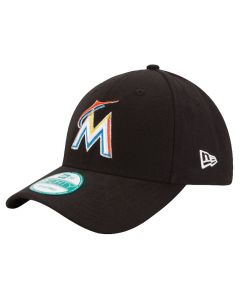 Miami Marlins New Era 9FORTY The League Mütze