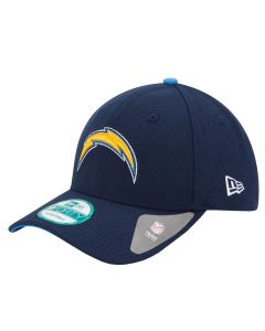 Los Angeles Chargers New Era 9FORTY The League Mütze