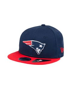 New England Patriots New Era 9FIFTY Essential Child Mütze