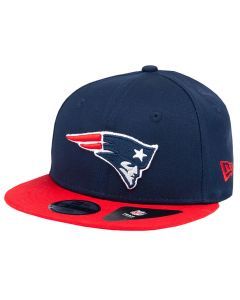 New England Patriots New Era 9FIFTY Essential Youth Mütze