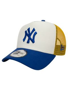 New York Yankees New Era Trucker A Frame Mütze