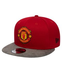 Manchester United New Era 9FIFTY Suede Vize kačket