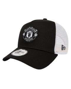 Manchester United New Era Trucker A Frame Mütze