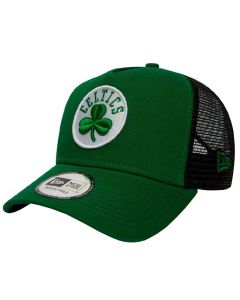 Boston Celtics New Era Trucker Essential A Frame Mütze