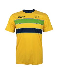 Ayrton Senna Helmet T-Shirt
