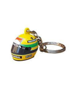 Ayrton Senna Helmet 1988 3D privezak kaciga
