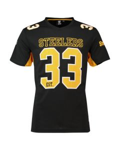 Pittsburgh Steelers Moro Poly Mesh T-Shirt