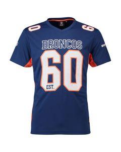 Denver Broncos Moro Poly Mesh T-Shirt