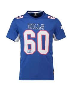 Buffalo Bills Moro Poly Mesh T-Shirt