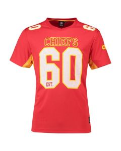 Kansas City Chiefs Moro Poly Mesh T-Shirt