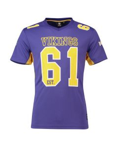Minnesota Vikings Moro Poly Mesh T-Shirt