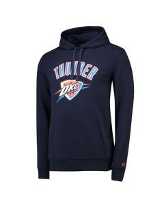 Oklahoma City Thunder  New Era Team Logo PO Kapuzenpullover Hoody
