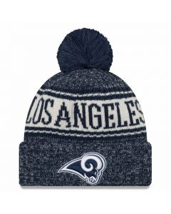 Los Angeles Rams New Era 2018 NFL Cold Weather Sport Knit Wintermütze