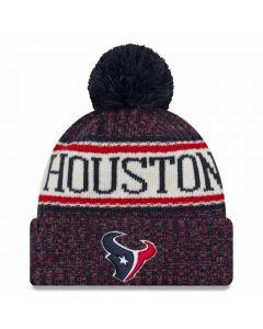 Houston Texans New Era 2018 NFL Cold Weather Sport Knit zimska kapa