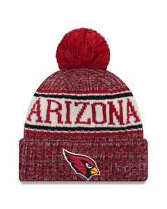 Arizona Cardinals New Era 2018 NFL Cold Weather Sport Knit zimska kapa