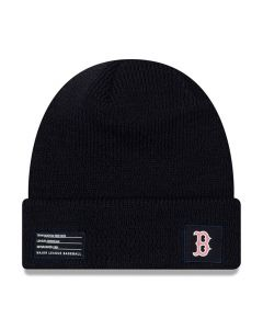 Boston Red Sox New Era 2018 MLB Official On-Field Sport Knit Wintermütze