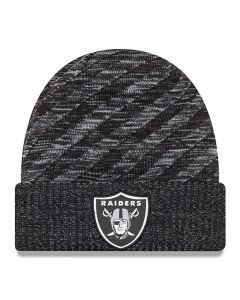 Oakland Raiders New Era 2018 NFL Cold Weather TD Knit Wintermütze