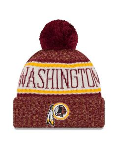 Washington Redskins New Era 2018 NFL Cold Weather Sport Knit zimska kapa